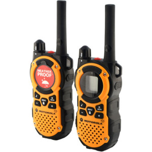 Motorola MT350R Walkie Talkie