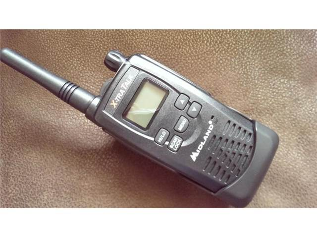 Midland GXT5000 professional walkie talkie